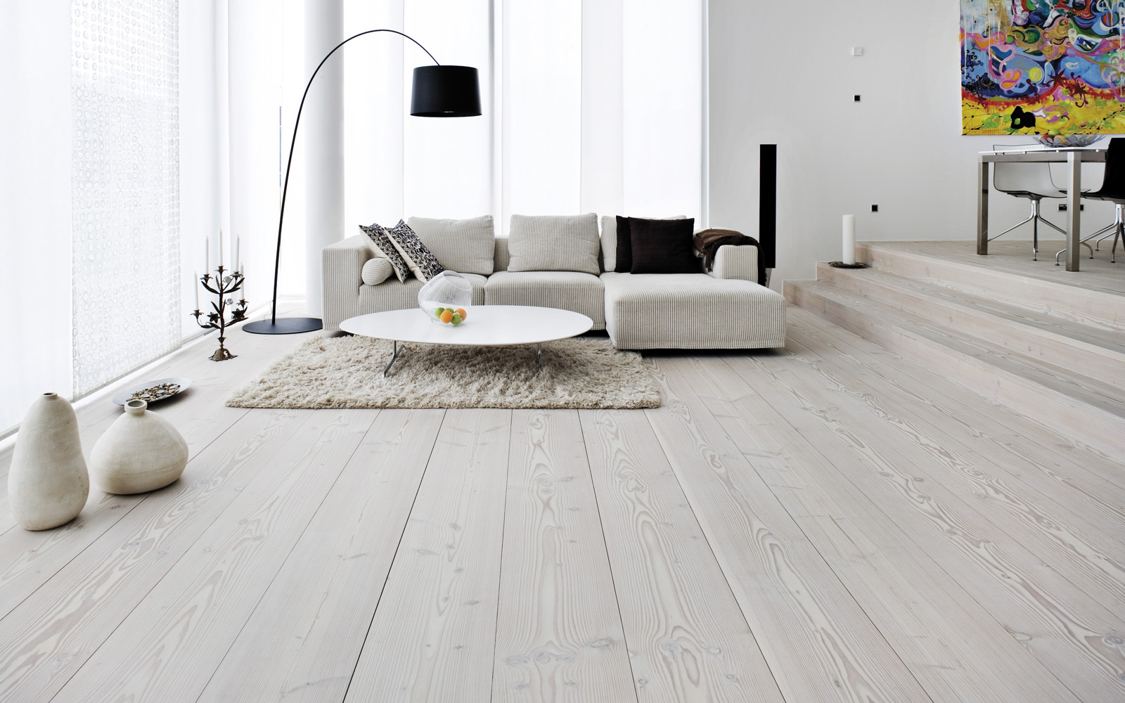 White Wood A New Design For Your Living Room   Articles   Katsoulakis Part 35