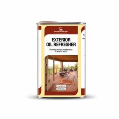 EXTERIOR OIL REFRESHER