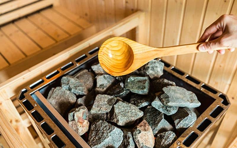 Λάδι προστασίας ξύλου σάουνας