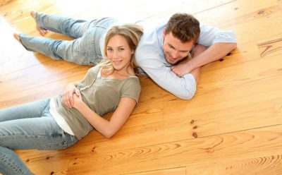 Wooden floor oil – Natural protection