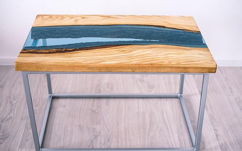 Κρυστάλλινο ξύλο – Δομική διαφανής ρητίνη (υγρό γυαλί)