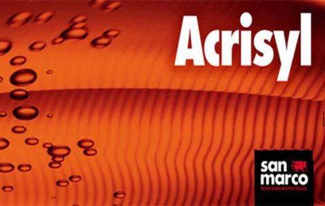 Σύστημα ακρυλικό – Σιλοξανικό ACRISYL