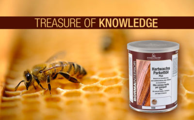 Traditional wax, oil and resin technology